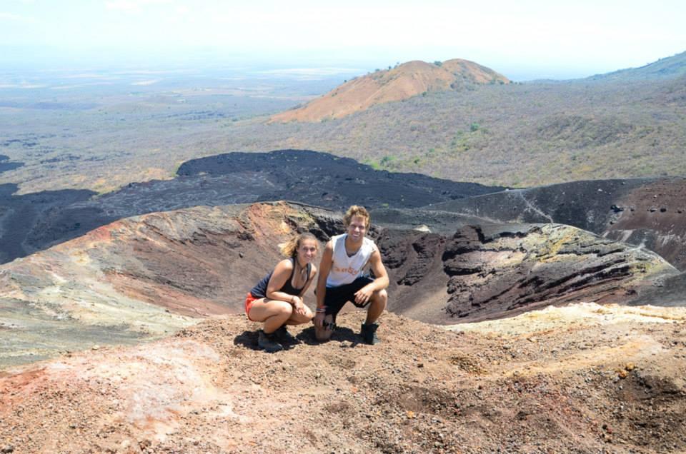 Volcano-Cerro-Negro-Nicaragua