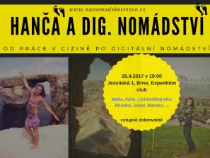Promítání: Hanča a dig. nomádství