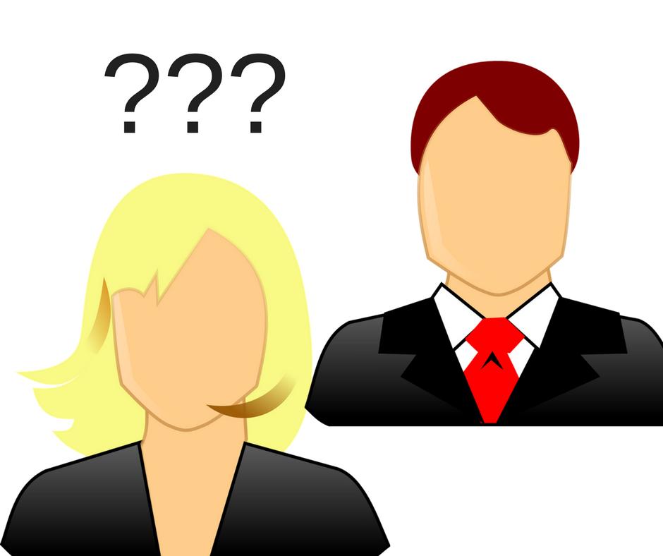 Žena nebo muž? Foto: zdroj www.pixabay.com
