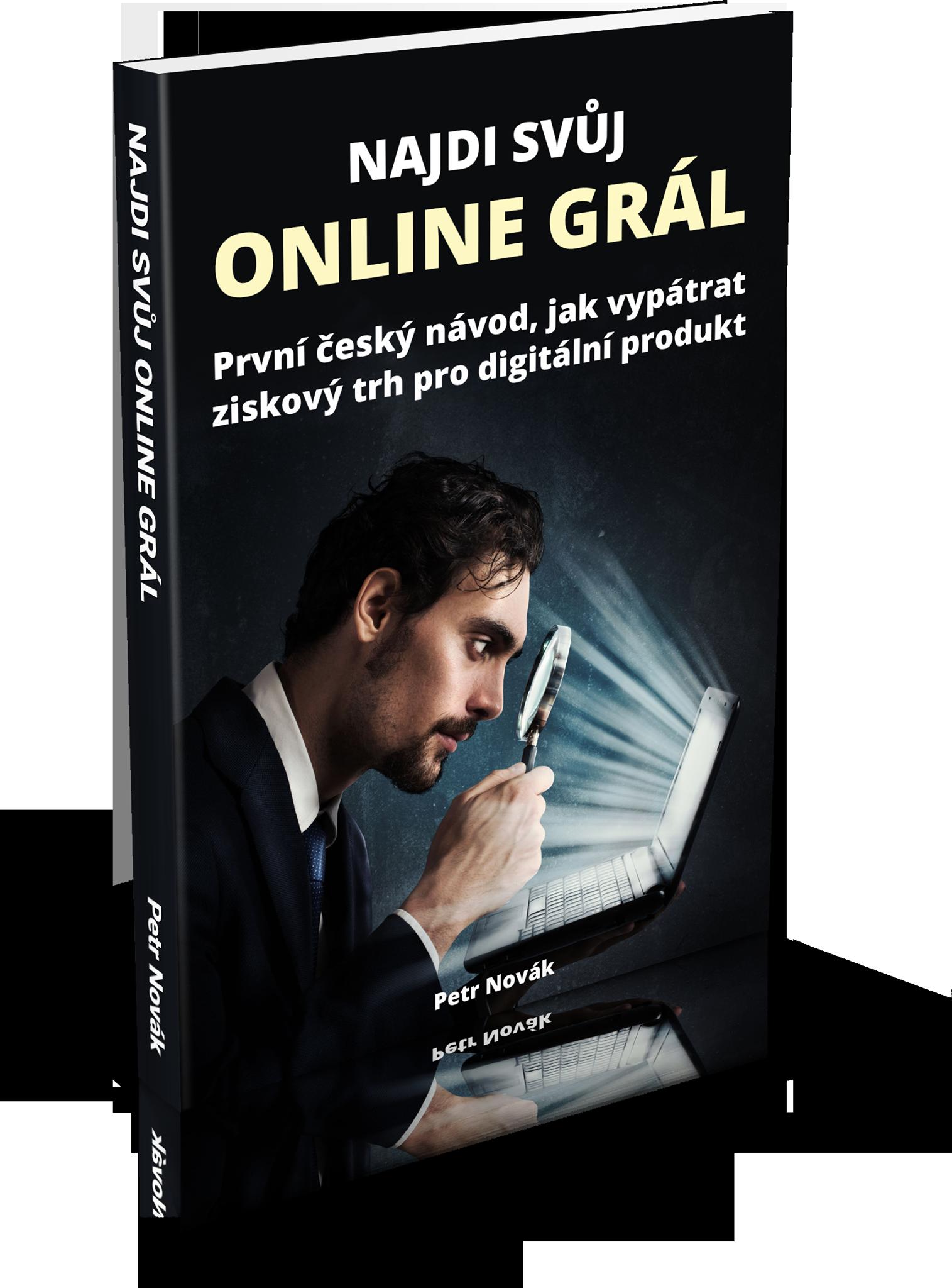 Online grál kniha