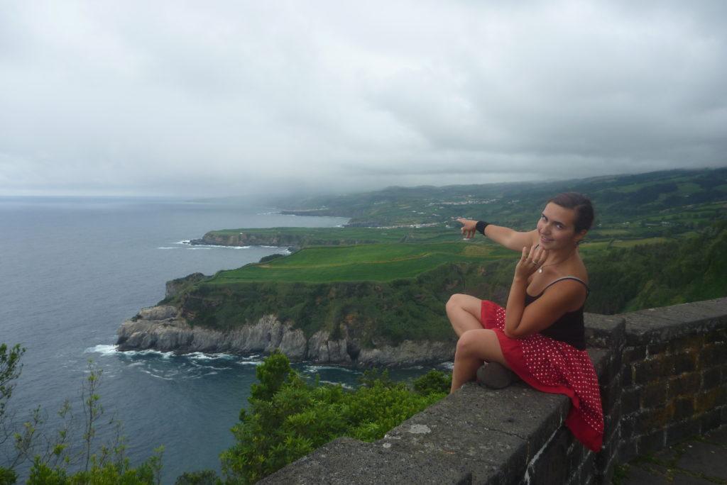 6 míst, kam se vydat při dovolené na Azorách - Miradouro de Santa Iría