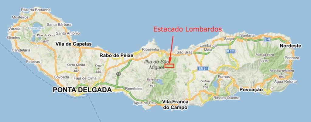 6 míst, kam se vydat při dovolené na Azorách - Estacado Lombardos