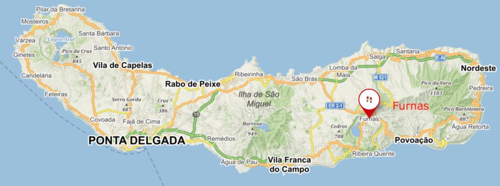 6 míst, kam se vydat při dovolené na Azorách - Lagoa das Furnas