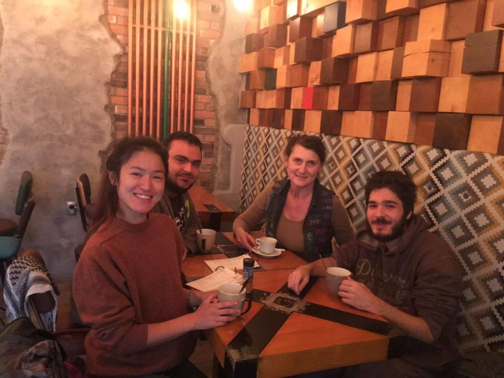 Staň se dobrovolníkem v zahraničí - v Makedonii s Jakubem