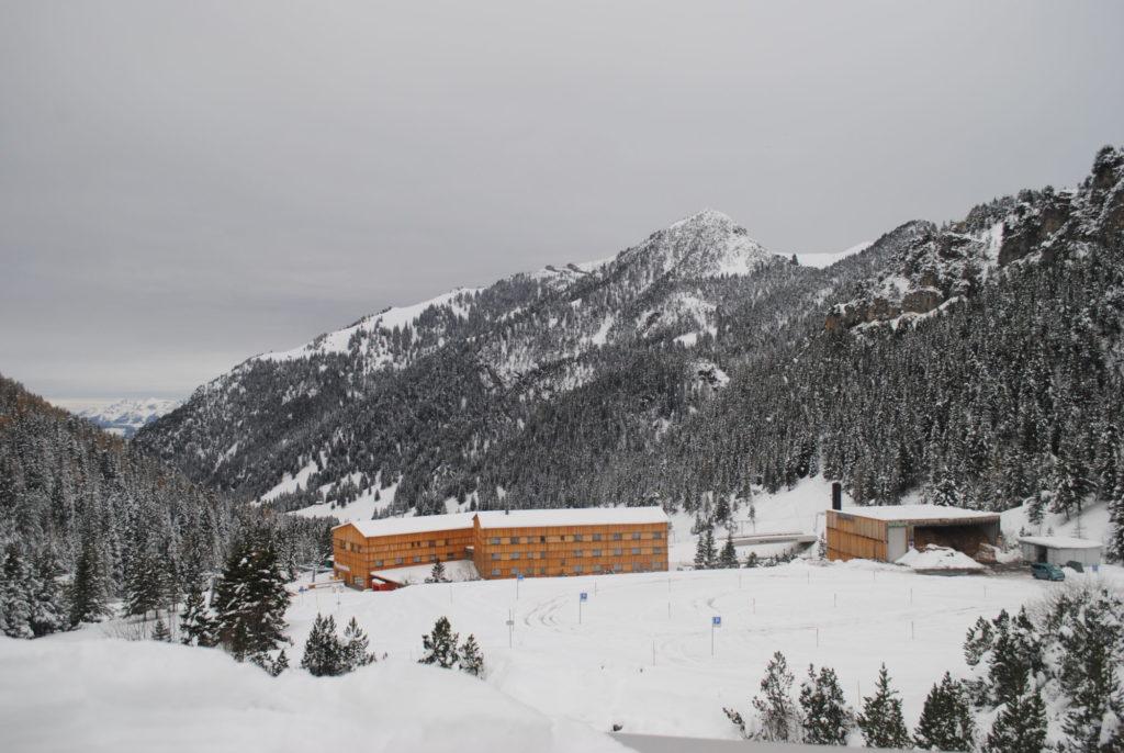 Průvodce Lichtenštejnskem - středisko Malbun