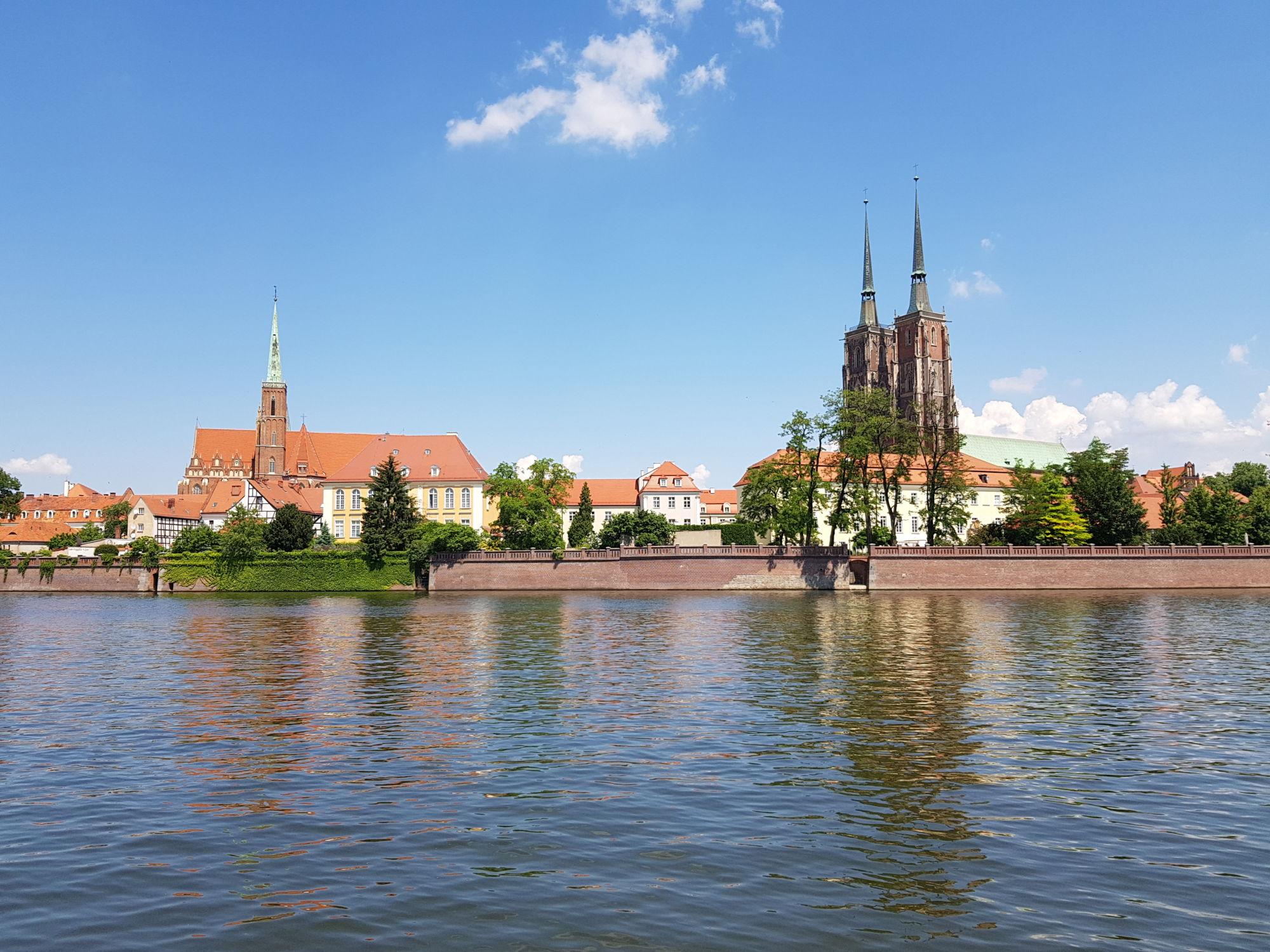 Co navštívit ve Vratislavi - katedrála sv. Jana Křtitele