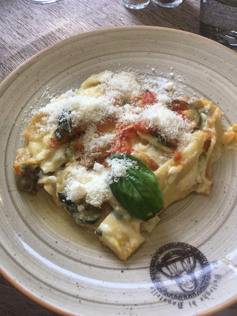 co navštívit ve Florencii - jídlo